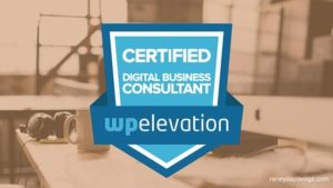 WP Elevation Digital Business Consultant - Raney Day Design
