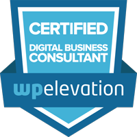 WPE Digital Business Consultant Certified
