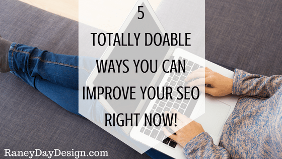 Ways to Improve SEO
