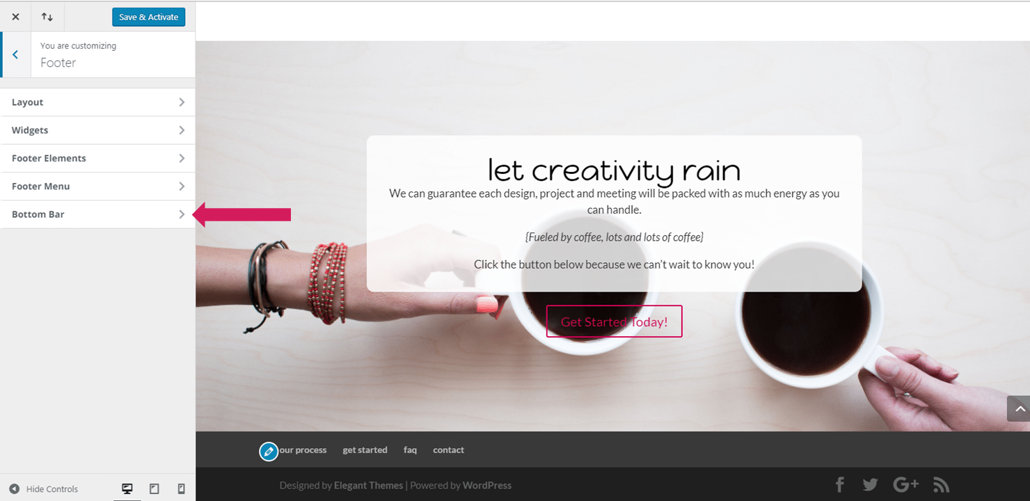 WordPress Wednesday 32: Add a Copyright to the Footer of