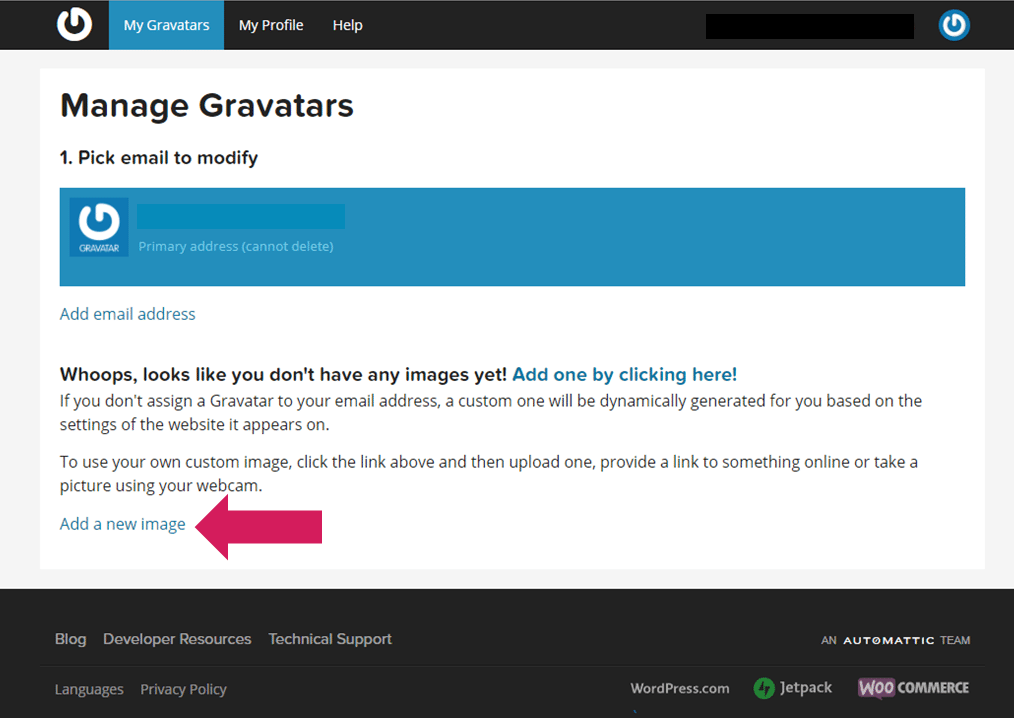 wordpress wednesday tip 34: how to set up a gravatar