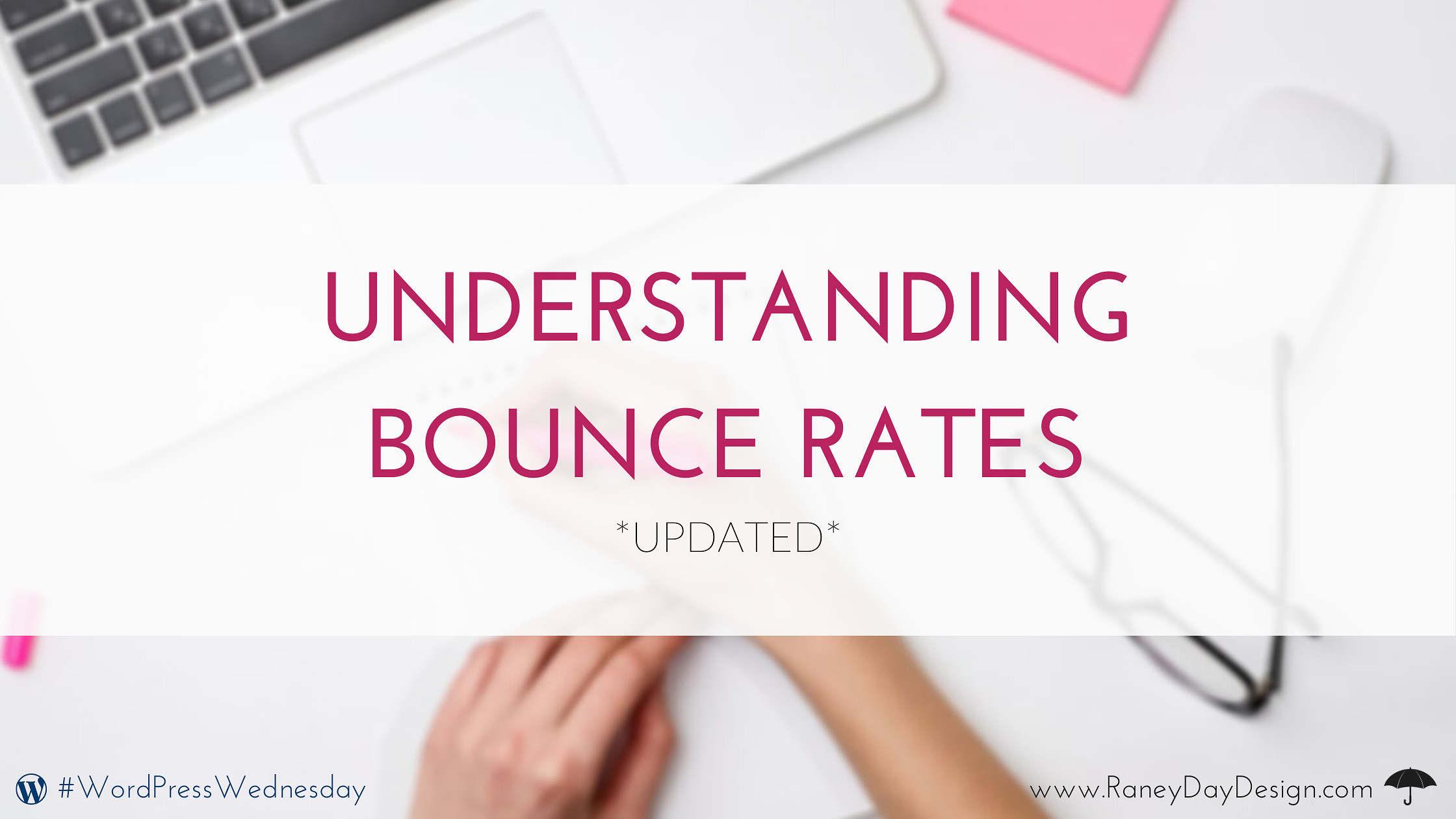 Understanding Bounce Rates