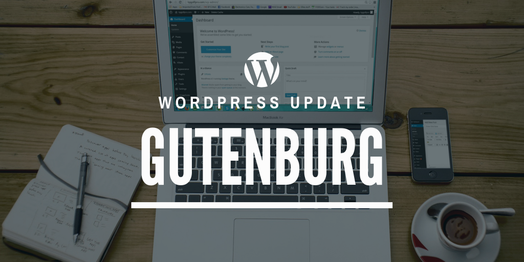 Wordpress update: Gutenberg