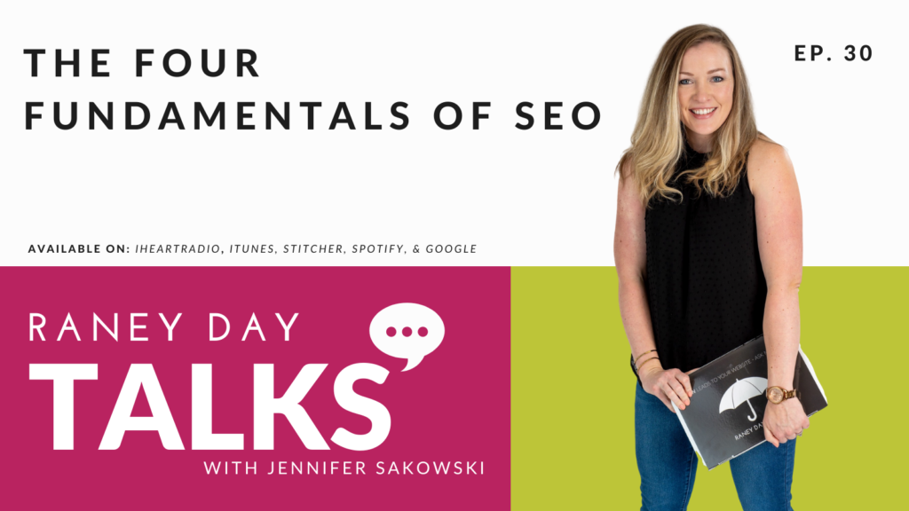 Four Fundamentals of SEO and how it impacts your business