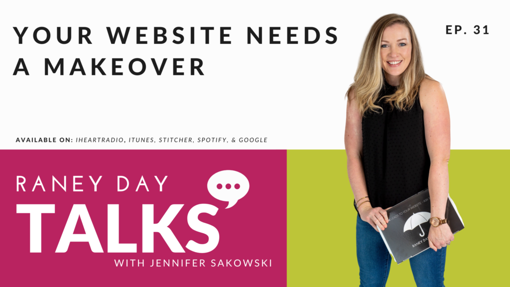 Your Website Needs Makeover