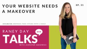 Your Website Needs Makeover