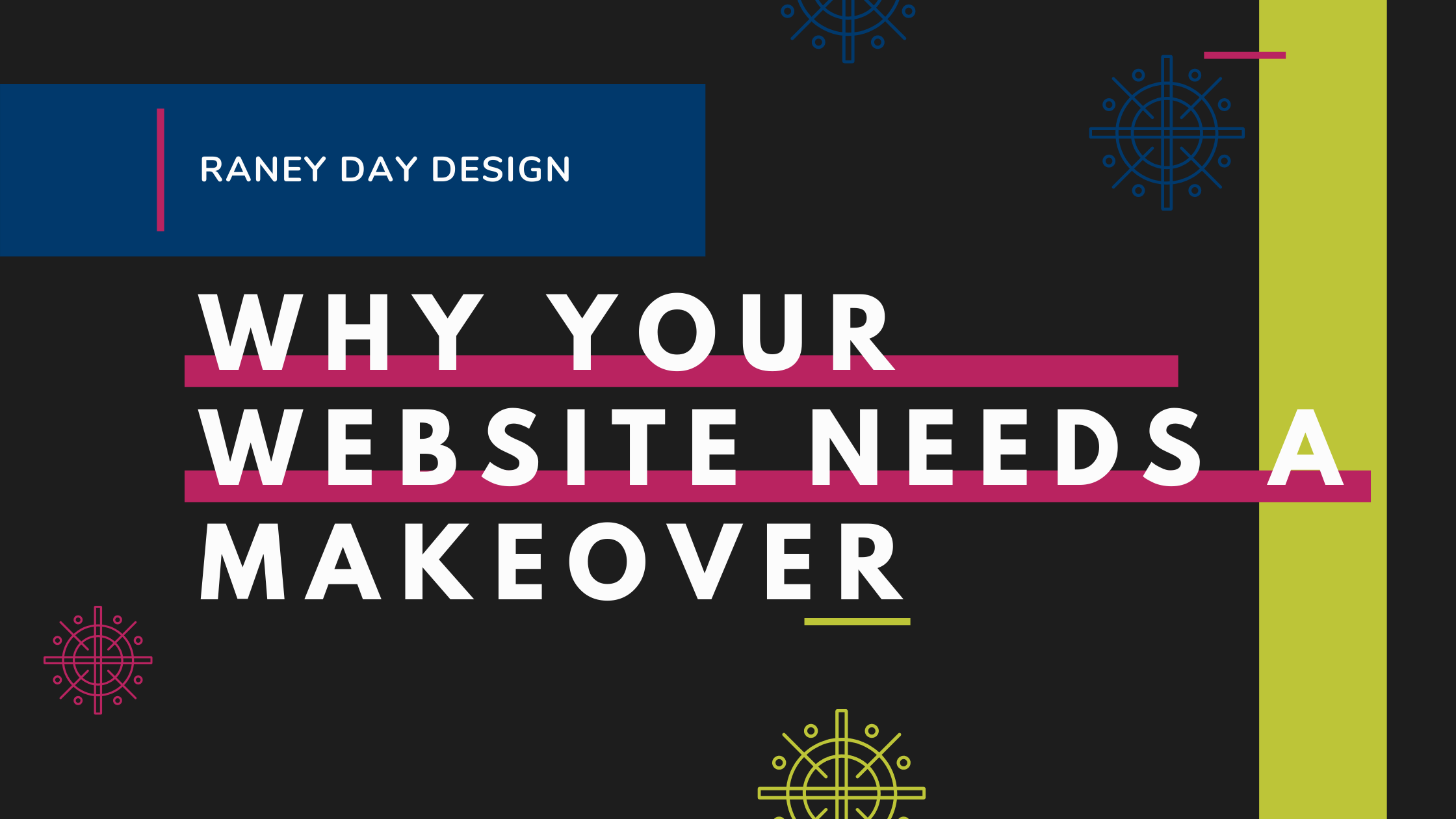 Website Makeover_RDD Blog