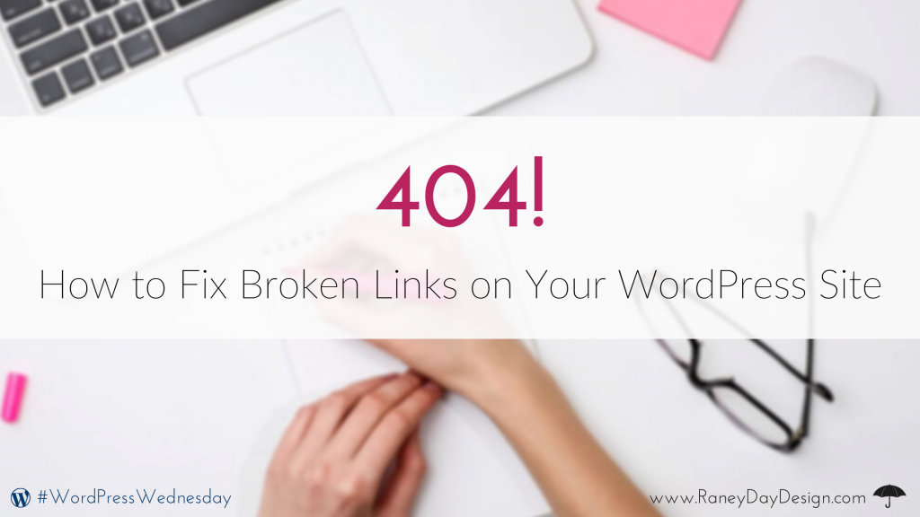 WPW_404 & Broken Links